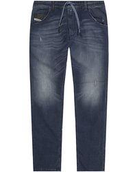 Diesel Krooley Jogg Jeans - Lyst