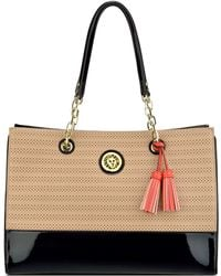 Anne Klein On The Horizon Large Tote - Lyst