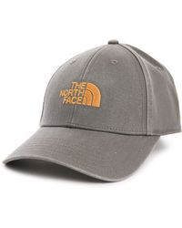 The North Face Grey Tnf Classic Cap gray - Lyst