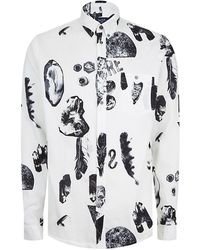 Paul Smith Psychedelic Jewel Shirt - Lyst