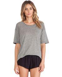 Xirena Black Shaya Shorts - Lyst