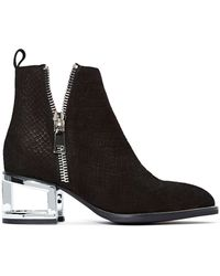 Nasty Gal Jeffrey Campbell Boone Bootie - Lyst