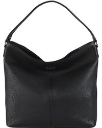 Cole Haan Village Leather Hobo Bag - Lyst