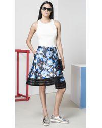 Noir Sachin & Babi - Moongarden Skirt - Lyst