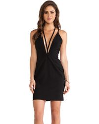 AQ/AQ Jess Mini Dress - Lyst
