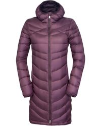 The North Face - Upper West Side Quilted Parka - Lyst