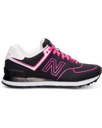 New Balance Womens 574 Casual Sneakers From Finish Line - Lyst