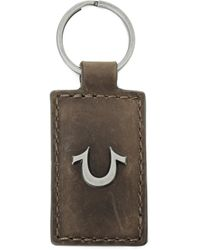 True Religion Wallet and Keychain Gift Set - Lyst