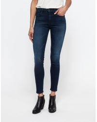 Need Supply Co. High Waisted Looker blue - Lyst
