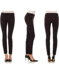 Joe's Jeans Mid Rise Skinny Ankle - Lyst