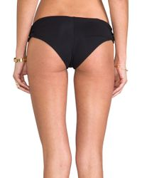 L*space L Lacey Bottom in Black - Lyst