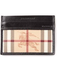 Burberry Brit Card Holder - Lyst