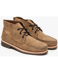Need Supply Co. Chukka In Muleskinner Camel beige - Lyst
