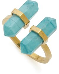 Amber Sceats - Angelina Ring - Lyst