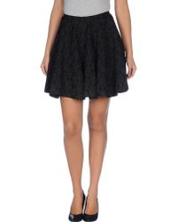 Alaïa Mini Skirt - Lyst