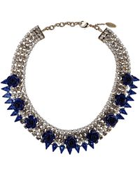 Roberto Cavalli Necklace - Lyst