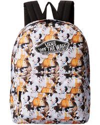 Vans Realm Backpack multicolor - Lyst