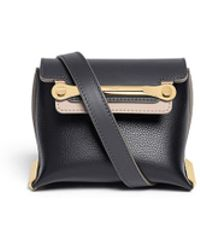 Chloé 'Clare' Mini Leather Crossbody Bag - Lyst
