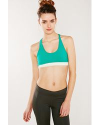 Move By Alternative - Keep It Simple Sports Bra - Lyst