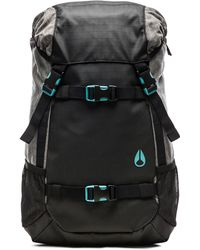 Nixon Gray Landlock Backpack - Lyst