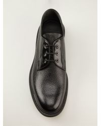 Alexander McQueen Classic Derby Shoes - Lyst