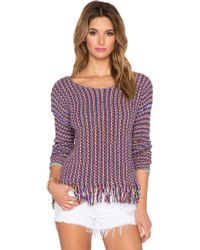 Tigerlily - Filip Knit Sweater - Lyst