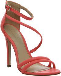 Office Sophia Strappy Sandal pink - Lyst