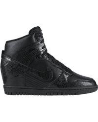 Nike Dunk Sky Hi Snake - Lyst