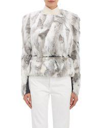 Isabel Marant Anise Fur Jacket - Lyst