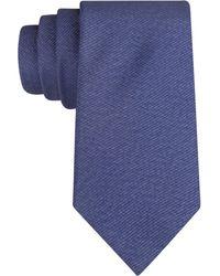 Elie Tahari - Flores Solid Slim Tie - Lyst
