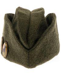 Masterpeace - Rostov Wool Pilot Cap - Lyst