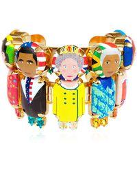 Bijoux De Famille - Rule Me Cuff Bracelets - Lyst