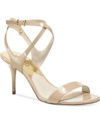 Michael Kors Michael Kaylee Dress Sandals - Lyst