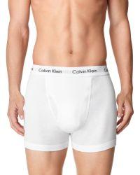 Calvin Klein Mens Boxer Briefs 4-pack - Lyst