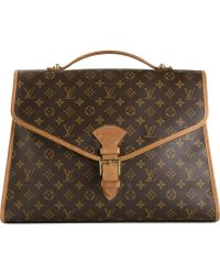 Louis Vuitton Vintage Beverly Gm Briefcase - Lyst