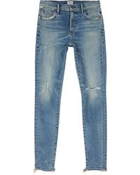Citizens Of Humanity Skinny High-Rise Rocket Jeans - Lyst