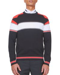 Givenchy | Tri-colored Sweater | Lyst