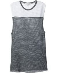 Iro Katya Sleeveless Top - Lyst