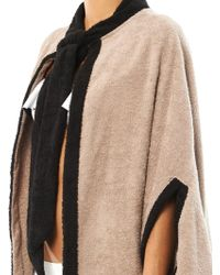 Lisa Marie Fernandez - Terry Bicolour Beach Cape - Lyst