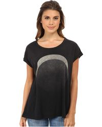Free People Thunder Graphic Tee - Lyst