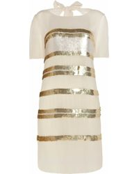 Temperley London Mini Daphne Dress - Lyst