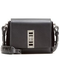 Proenza Schouler PS Mini Elliot Leather Shoulder Bag - Lyst