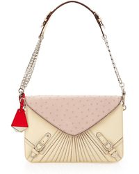 Rebecca Minkoff Maria Triplepocket Shoulder Bag - Lyst