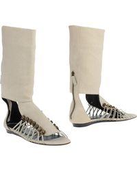 Balmain Boots - Lyst