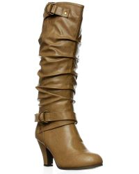 Rampage | Emerson Knee High Boot | Lyst