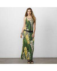 Denim & Supply Ralph Lauren Bananaleaf Tank Dress - Lyst