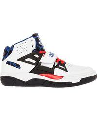 Adidas The Mutombo Tr Block Sneaker - Lyst