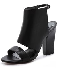 Steven Citty Cuffed Sandals - Lyst