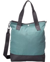 The North Face Taylor Tall Tote green - Lyst