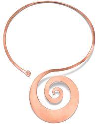 Tory Burch - Beatrix Collar Necklace - Lyst